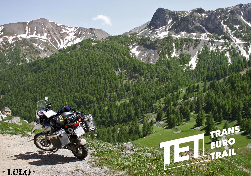 TET France - Trans Euro Trail - Europe's Dirt Road Adventure